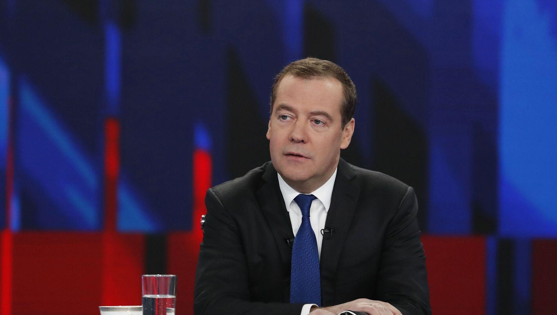 Дмитриј Медведев - Sputnik Србија, 1920, 23.04.2021