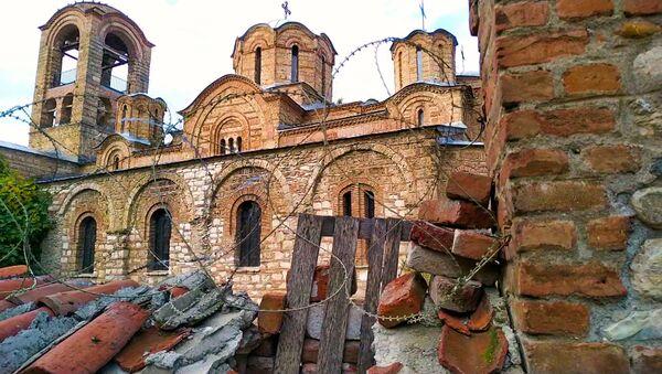 Crkva Bogorodice Ljeviške u Prizrenu. - Sputnik Srbija
