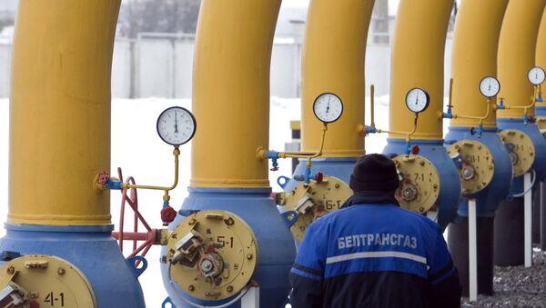 Гасна компресорска станица на белоруском делу гасовода Јамал-Европа. - Sputnik Србија