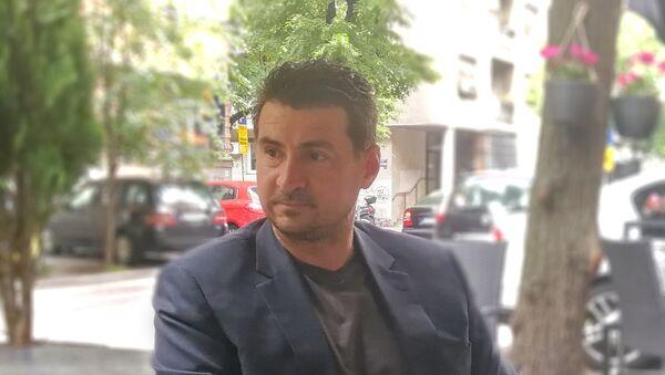 Vladimir Vanja Grbić - Sputnik Srbija