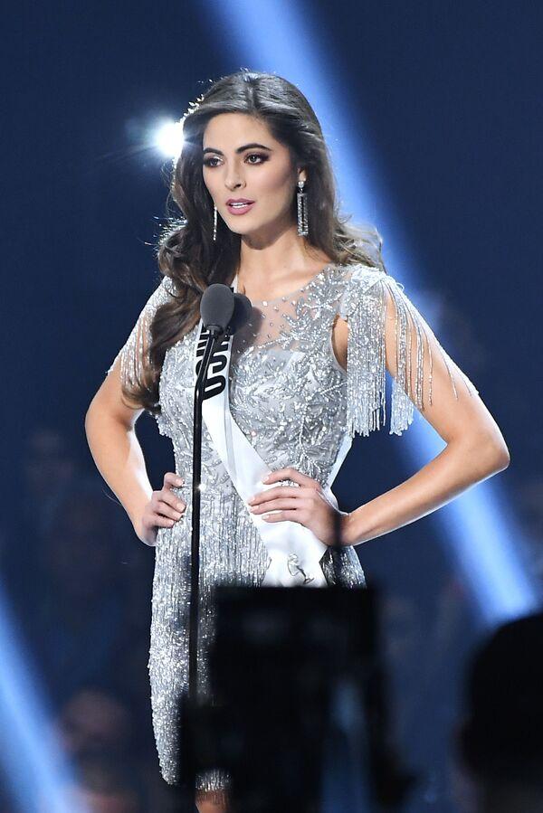 """Mis Meksika Sofija Aragon na izboru za lepotu """"Mis Univerzuma"""" 2019 u Atlanti, SAD. - Sputnik Srbija"""