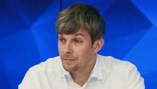 Дмитриј Бичков - Sputnik Србија