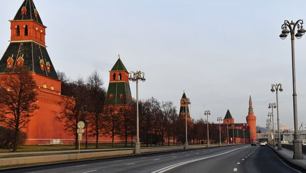 Кремљ, Москва - Sputnik Србија