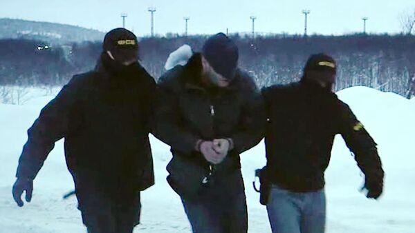 Хапшење терориста у Мурманску - Sputnik Србија