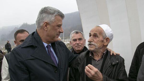 Хашим Тачи - Sputnik Србија