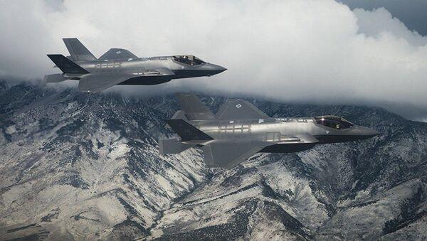 F-35A - Sputnik Srbija