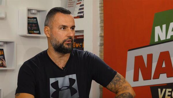 Милан Гуровић - Sputnik Србија