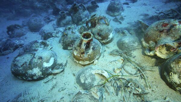 Antički ćupovi u Mediteranu - Sputnik Srbija