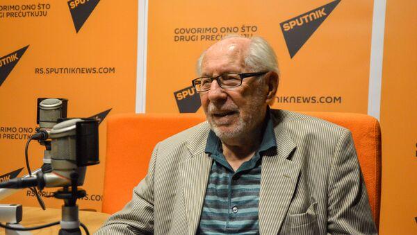 Dragoslav Mihailović - Sputnik Srbija