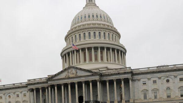 Zgrada američkog Kongresa - Sputnik Srbija