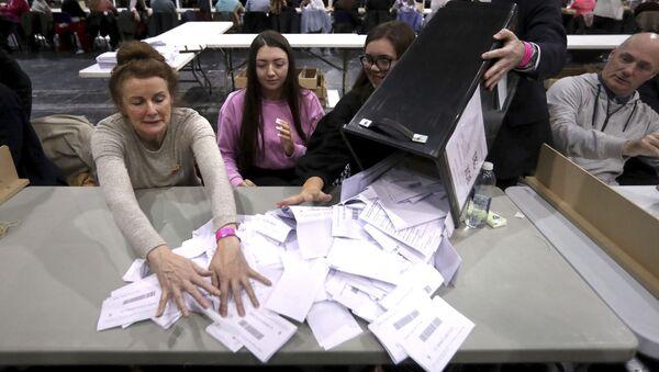 Izbori u Britaniji - Sputnik Srbija