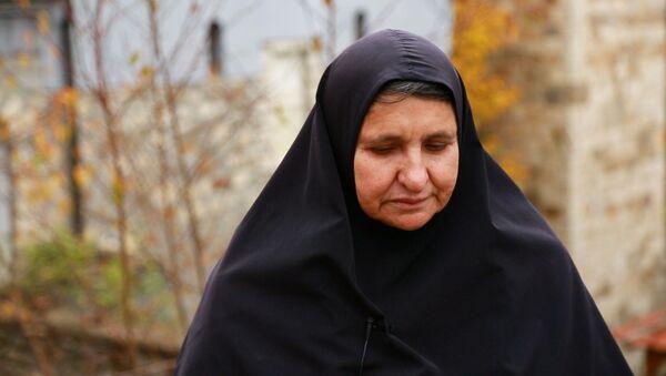 Мати Анастасија, игуманија манастира Девич. - Sputnik Србија