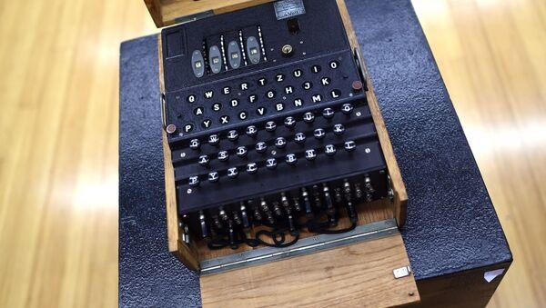 Nacistička mašina za šifrovanje Enigma - Sputnik Srbija