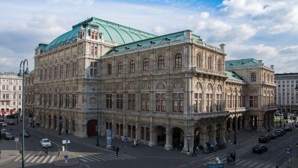 Зграда Бечке опере - Sputnik Србија