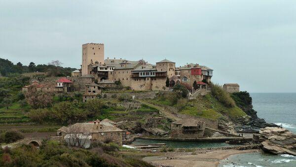 Manastir Pantokrator - Sputnik Srbija