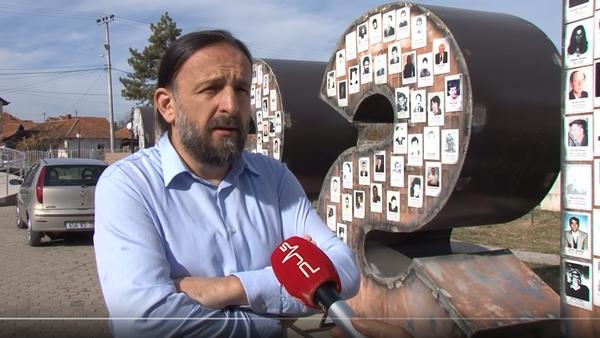 Živojin Rakočević novinar i književnik sa Kosova i Metohije  - Sputnik Srbija