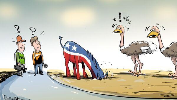 Амерички демократи против РТ и Спутњика - Sputnik Србија