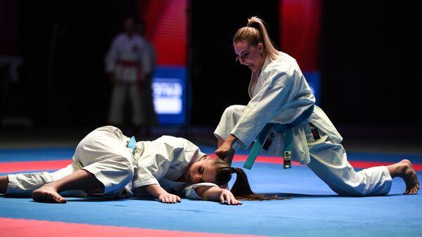 Karate. Эtap Premьer-ligi Karate1 - Sputnik Srbija