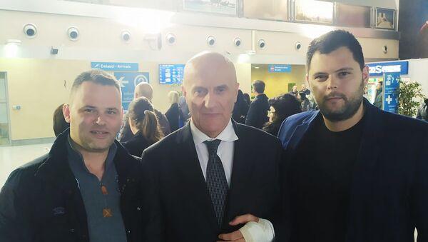 Миодраг Дака Давидовић - Sputnik Србија