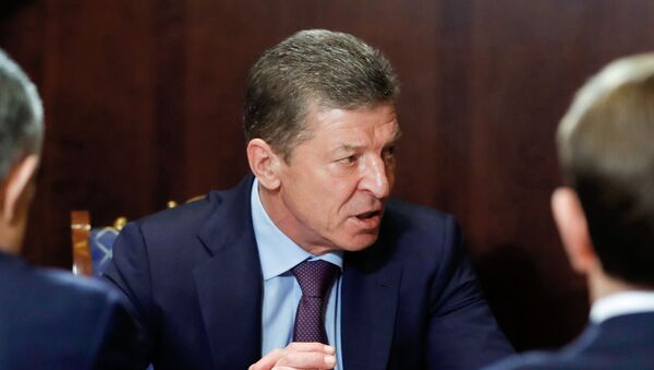 Vice-premijer Rusije Dmitrij Kozak - Sputnik Srbija