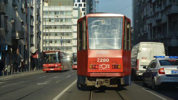 Градски превоз у Београду - Sputnik Србија