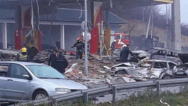 Експлозија на пумпи у Лозници - Sputnik Србија