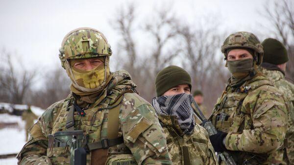 Peredača zaklюčennыh Ukraine predstavitelяmi LNR - Sputnik Srbija
