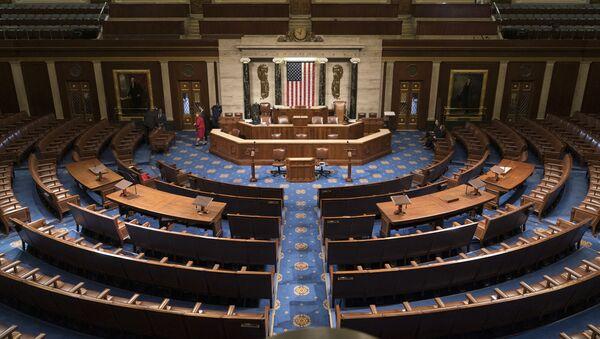 Представнички дом америчког Конгреса - Sputnik Србија