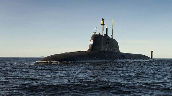 Подморница Јасењ-М - Sputnik Србија