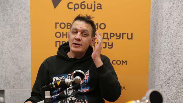Igor Marojević - Sputnik Srbija
