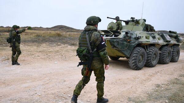 Ruska vojska - Sputnik Srbija