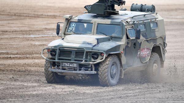 Oklopno vozilo Tigar-M - Sputnik Srbija