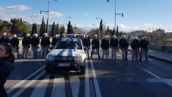 Црногорска полиција - Sputnik Србија