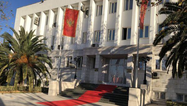 Skupština Crne Gore dan nakon izglasavanja Zakona o slobodi veroispovesti - Sputnik Srbija