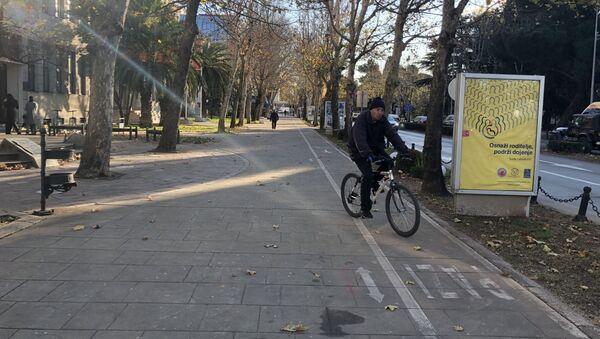 Podgorica dan posle izglasavanja Zakona o slobodi veroispovesti - Sputnik Srbija