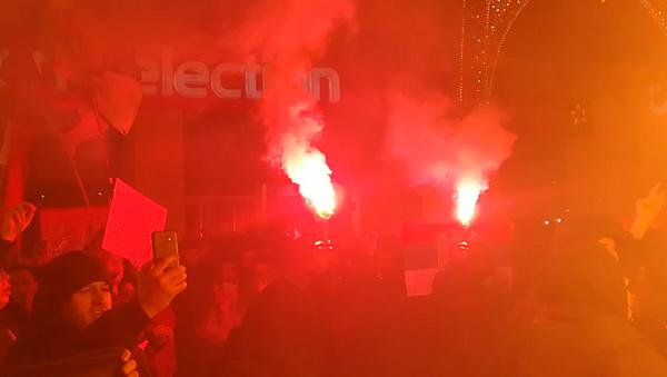 Baklje u Beogradu - Sputnik Srbija