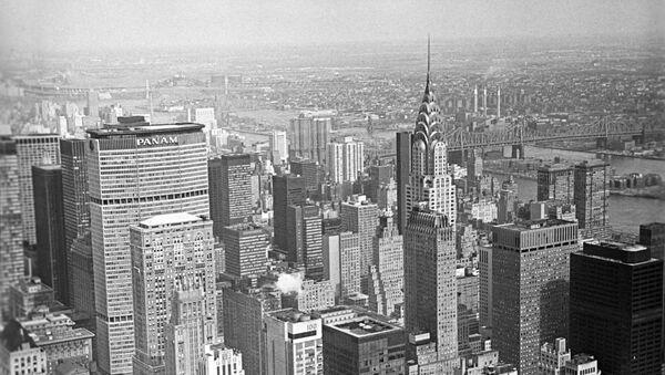Njujork, panorama  - Sputnik Srbija