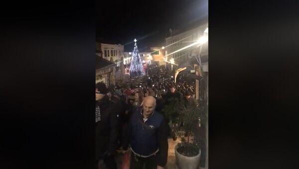 Protest u Herceg Novom - Sputnik Srbija