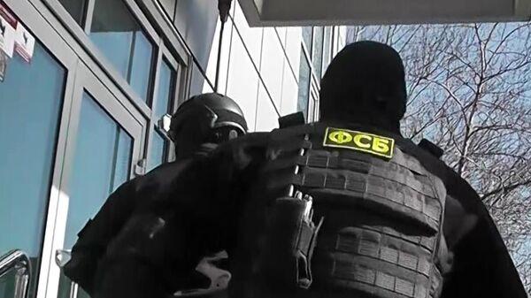 Pripadnici FSB u akciji - Sputnik Srbija