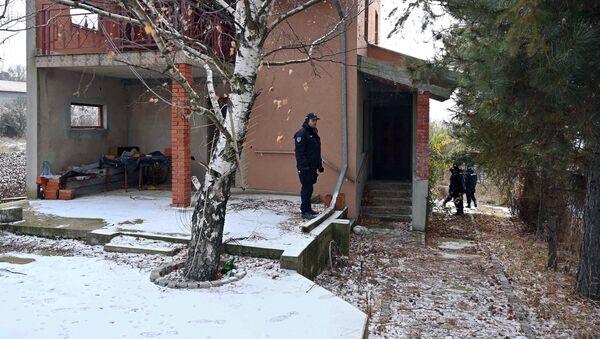 Полиција у потрази за Малчанским берберином - Sputnik Србија