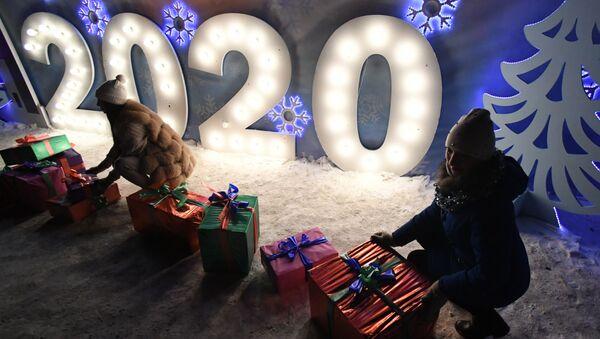 Нова година у Русији - Sputnik Србија
