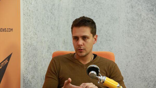 Miloš Biković - Sputnik Srbija