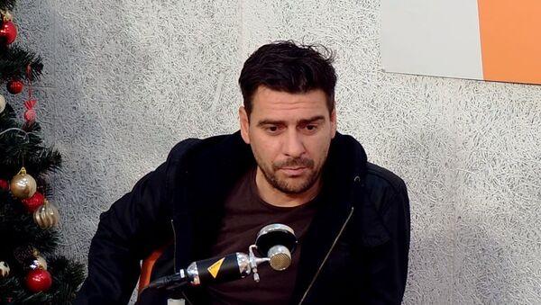 Igor Đorđević - Sputnik Srbija