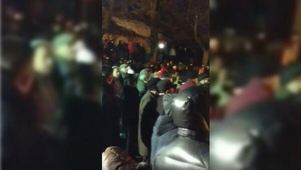 Протести у Беранама - Sputnik Србија