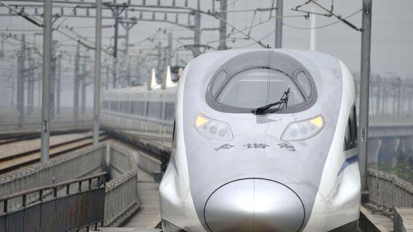 Кинески брзи воз - Sputnik Србија