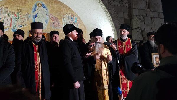 Митрополит Амфилохије - Sputnik Србија