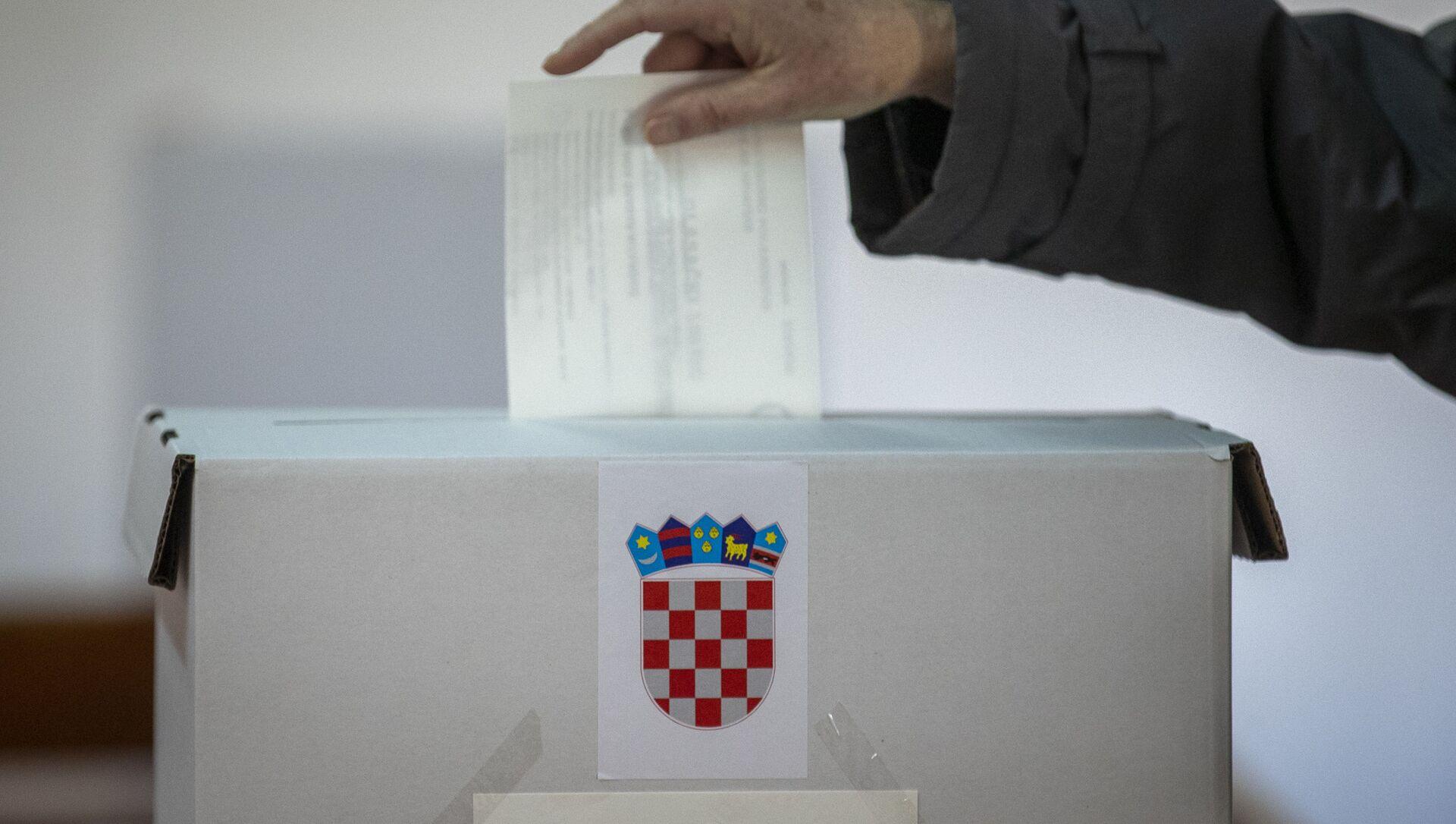 Izbori u Hrvatskoj - Sputnik Srbija, 1920, 29.05.2021