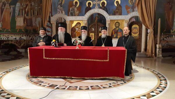 Episkopski savet SPC u Crnoj Gori - Sputnik Srbija