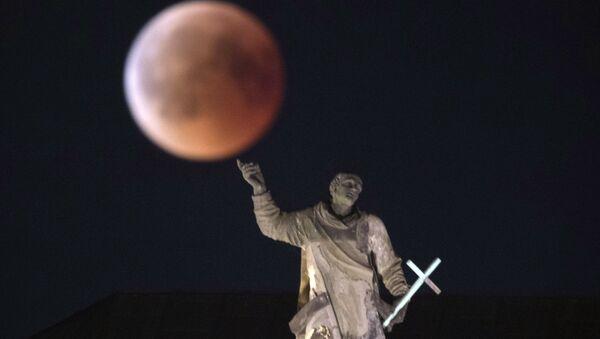 Помрачење Месеца - Sputnik Србија
