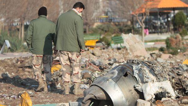 """Ukrajinski avion """"boing 737"""" koji se srušio u Teheranu - Sputnik Srbija"""